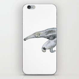 Thirsty Anteater iPhone Skin