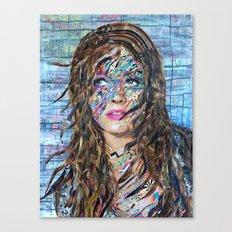 Kylie Canvas Print