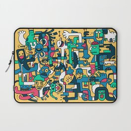 Silly King Laptop Sleeve