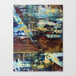 Unraveled Canvas Print