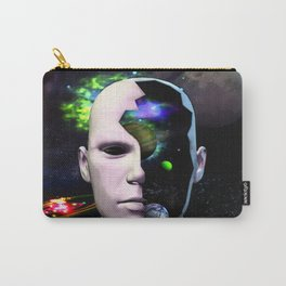 Secret Messages Reloaded Sci-Fi Fantasy Carry-All Pouch
