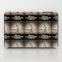 religious iPad Cases featuring Battle For Religious Liberty by politics