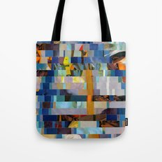 Up The Creek Without A Poodle (Provenance Series) Tote Bag
