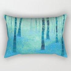 Bluebells, Challock Rectangular Pillow