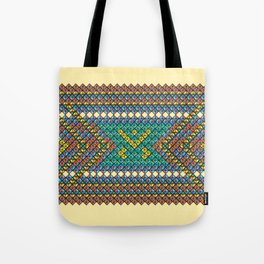 Aztec Hour Tote Bag