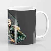 pacific rim Mugs featuring pacific rim by chazstity
