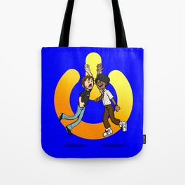 The Power of Friendship Tote Bag