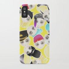 BIGBANG Collage (Yellow) iPhone X Slim Case