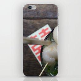 Lychee iPhone Skin