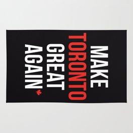 Make Toronto Great Again MCGA #FordNation Rug