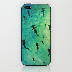 every week is shark week iPhone & iPod Skin
