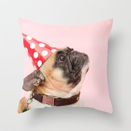 It's the weekend Throw Pillow