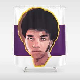 Ezekiel from The Get Down Shower Curtain