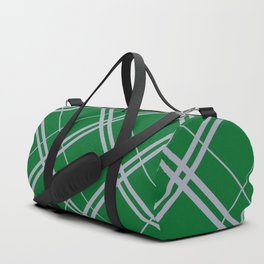Slytherin Argyle Duffle Bag