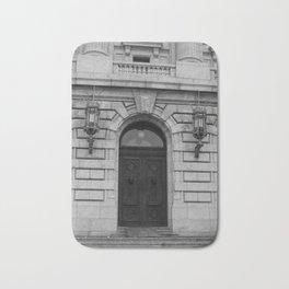 Courthouse Door Bath Mat