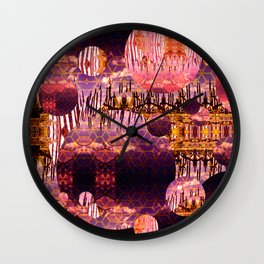Psky Yllily Wall Clock