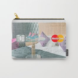 Hotel Room in London:Close to Nike Town Credit Card Carry-All Pouch