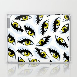 eyes pattern Laptop & iPad Skin