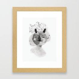 Triade No.1 Framed Art Print