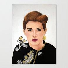 Gia Canvas Print