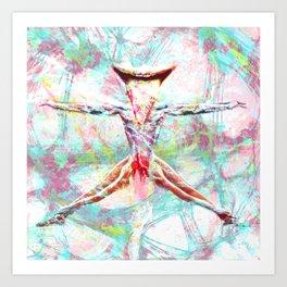 Candyshop Art Print