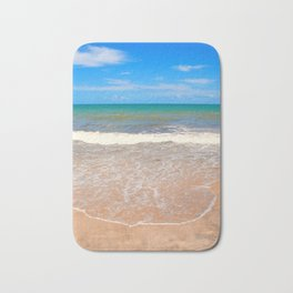 Tropical Ocean Bath Mat