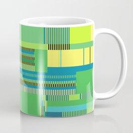 Scandinavian Moon (Parrot Colours) Coffee Mug
