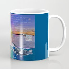 ...and the monstrous creatures of whales [full] Coffee Mug
