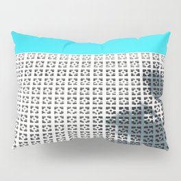 Parker Palm Springs with Palm Tree Shadow Pillow Sham