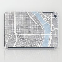 portland iPad Cases featuring Portland Oregon by Anne E. McGraw