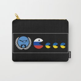 United Nations Russia and Ukraine Carry-All Pouch