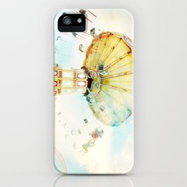 Step back into fun iPhone Case