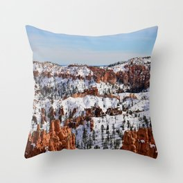 Bryce Canyon - Sunset Point Throw Pillow