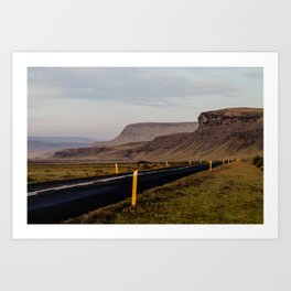 The Road to Realized Dreams Art Print