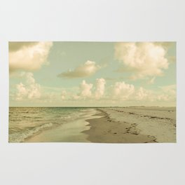 Clouds and Sea Rug