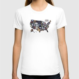 The United Shapes T-shirt