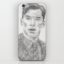 Alan Turing - The Imitation Game iPhone Skin