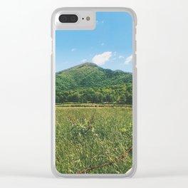 Roan, NC •Appalachian Trail Clear iPhone Case