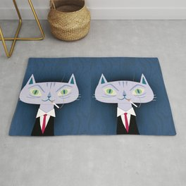 One Cool Cat Rug