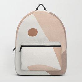 Abstract Shapes No.20 Backpack
