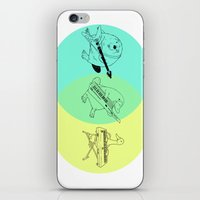 math iPhone & iPod Skins featuring Math by tenso GRAPHICS