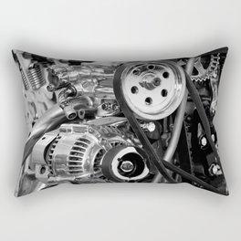 engine Rectangular Pillow