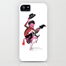 Giddy Up iPhone Case