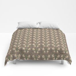 William Morris Pimpernel Comforters