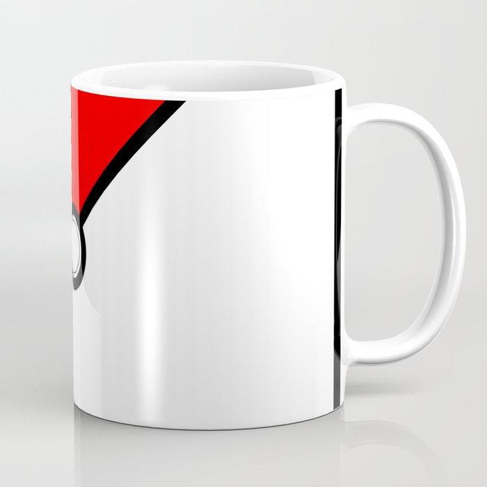 By Twoslashapparel Pokéball Style Coffee Mug XZwiTlOukP