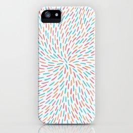 Circle Murmuration iPhone Case