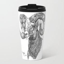 full curl Travel Mug