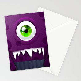 Un Ciclope Stationery Cards