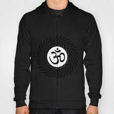 The wheel of life | Om | Energy | Reiki Hoody