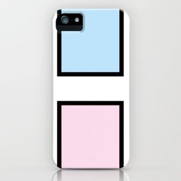 H stands for HELL - soft - Living Hell iPhone Case